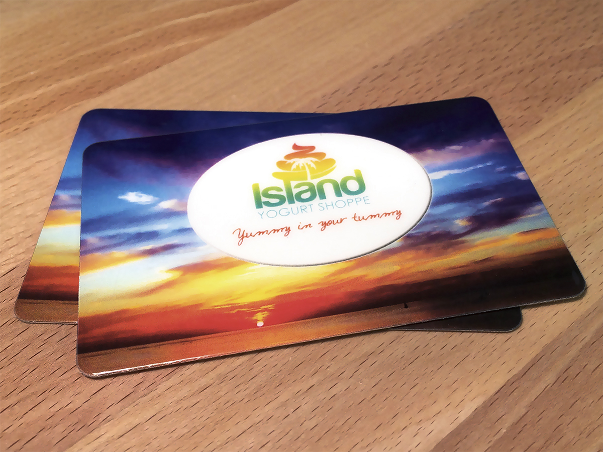 Gift Cards - Duracard Plastic Cards