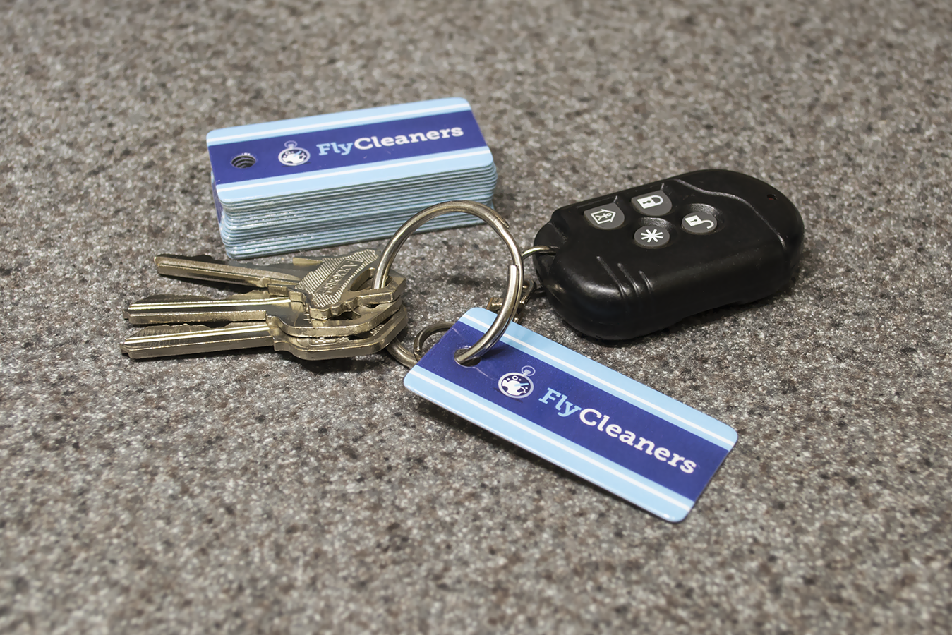 Key Fobs and Key Tags - Duracard Plastic Cards