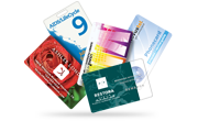Free plastic card samples