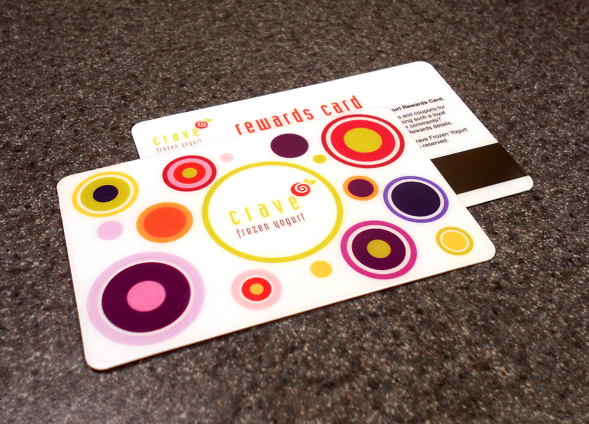 Business Cards - Duracard Plastic Cards