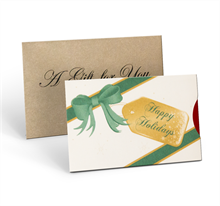 Show products in category Gift Card Sleeves & Envelopes